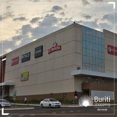 O Buriti Shopping Rio Verde é aquele espaço aconchegante, em que você pode passear com tranquilidade e segurança com a sua família.  Vem pra cá!