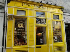 "Sacha Finkelsztajn in Rue de Rosiers in 4e,  La Boutiqute Jaune (yellow store.) ""They have divine Gateaux de fromage (Cheesecake- in 4 wonderful flavours), cakes, many jewish breads/ pastries and savouries. It is all gorgeous- not cheap though.""  http://finkelsztajn.com/"