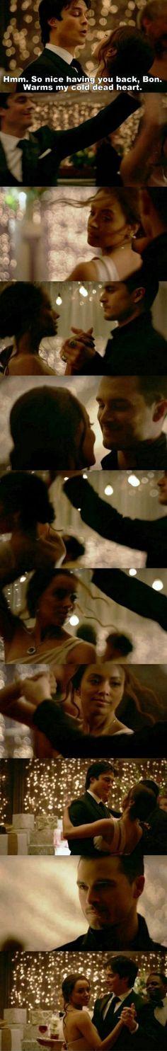 The Vampire Diaries TVD S08E15 - Damon & Bonenzo