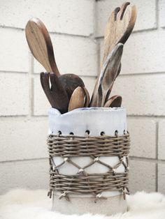 TW WORKSHOP- monterey utensil pot