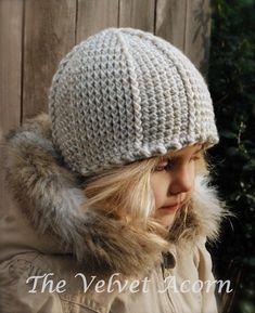 CROCHET PATTERNIsolynn Hat Toddler Child Adult by Thevelvetacorn, $5.50