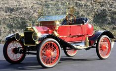1911 Ford Model T Torpedo Runabout