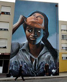 Nomen io neighborhood graffiti world's fifth owl