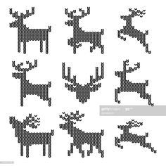Choose from 60 top Winter Illustration stock illustrations from iStock. Find high-quality royalty-free vector images that you won't find anywhere else. Beginner Knitting Patterns, Knitting Charts, Knitting For Beginners, Christmas Design, Christmas Projects, Christmas Fun, Christmas Stocking, Holiday, Free Vector Graphics