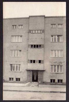 Rostock, Warschauer Straße 23, ca. 1930