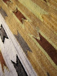 Authentic Hand Woven Navajo Rug by Graceasis on Etsy, $275.00