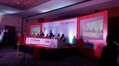 City Express established express distribution which is the industry's brand company.