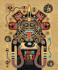 Mayas Spirit - Boom 2012 by Exit Man