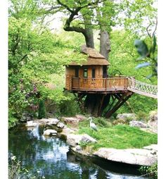 Treehouses can welcome you with peace, tranquilty and a connection with nature. Explore the following inspiring tree house designs.