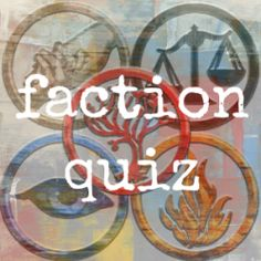 The site - DIVERGENT Fansite FACTION QUIZ!