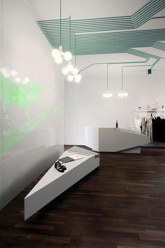 Boutique Maygreen | Design d'espace