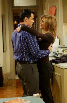 Joey & Rachel