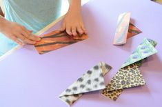 Origami Crowns- Easy Paper Craft For Kids Origami Crown- Easy Paper Craft For Kids. Simple Japanese paper folding, suitable for kindergartners or early elementary. Great for fine motor development! Paper Folding Crafts, Paper Crafts For Kids, Crafts For Girls, Easy Crafts, Kids Origami, Origami Easy, Origami Folding, Origami Paper, Origami Crown