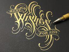Best Wishes by Martin Schmetzer