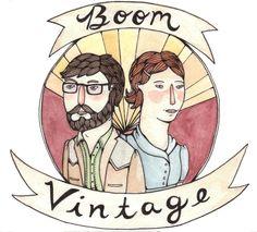 Boom Vintage - Brooke Weeber