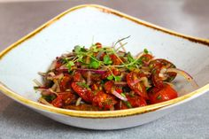 Tasty, Yummy Food, Kung Pao Chicken, Side Dishes, Vegan Recipes, Brunch, Paleo, Food And Drink, Veggies