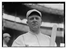 John McGraw, New York NL, at Polo Grounds, NY, 1913, Library of Congress collection
