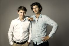 kongehuset.dk: The Danish Royal Court has released new photos to mark the 15th birthday of Prince Felix, younger son of Prince Joachim and his first wife Countess Alexandra of Frederiksborg, July 22, 2017 (b. July 22, 2002); Prince Felix with older brother Prince Nikolai (who will turn 18 in August)