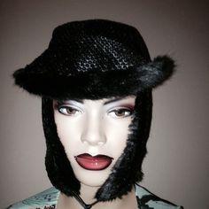 PRICE DROP $15 Candie's Bucket Hat... Candie's fake fur lined sequin bucket hat...New ... Candie's Accessories Hats