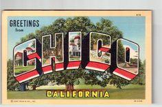 Chico CA