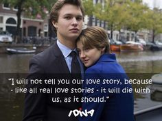 Quotes From The Fault In Our Stars For Everyone