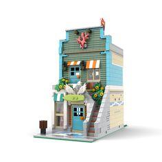 Lego Projects, Projects To Try, Amazing Lego Creations, Lego Modular, Lego Construction, Lego Group, Lego Architecture, Lego Design, Lego Creator