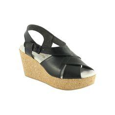 Pour cet été soyez à la pointe de la mode avec les sandales allemandes Wörishofer ! Ce modèle original est une sandale à enfileren cuir noir. Fabriquées en Allemagne, ultra confortables de par leur confection spéciale pour ...
