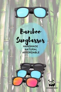 Our Cabo Collection features a classic design with a variety of lens and frame colors to personalize your look. Look great this summer! Lens And Frames, Cabo, Sustainability, Round Sunglasses, Shades, Colors, Classic, Summer, Handmade