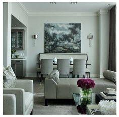 Living Room Interior Styling Classy