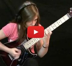 Very chill 14-year-old guitarist turns Vivaldi into a beautiful facemelter...Vivaldi mal anders ;)