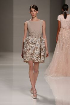 Georges Hobeika | Couture Spring-Summer 2015 | Look 26