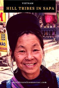Hill tribes in Vietnam #travel #Vietnam #Sapa #HillTribes #TribalCulture #Tribes