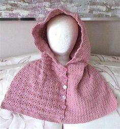When you live in a climate that requires dressing to stay warm from November to March, a hoodie scarf becomes one of your most treasured pieces of outdoor clothing! A hoodie scarf is easy enough fo… Crochet Baby Mittens, Crochet Hoodie, Crochet Scarves, Crochet Shawl, Crochet Clothes, Crochet Stitches, Knit Cowl, Crochet Granny, Crochet Patterns