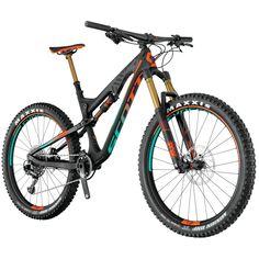 SCOTT Genius LT 700 Plus Tuned Bike