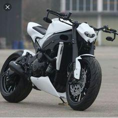 Gsxr 1000, Custom Street Bikes, Custom Bikes, Hayabusa Streetfighter, Suzuki Gsx R1000, Motocross, Estilo Cafe Racer, Street Fighter Motorcycle, Er6n