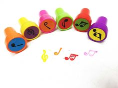 MUSIC notes stampers at alenasani.com only $5.50 per set