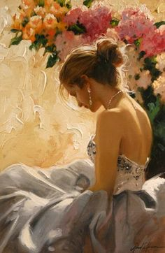 Preto,Branco & red : foto sad paintings, most beautiful paintings, beautiful artwork Most Beautiful Paintings, Beautiful Artwork, Beautiful Body, Beautiful Places, Illustration Art, Illustrations, Painted Ladies, Woman Painting, Painting People