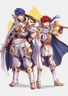 Askr costumes for the guy winners!