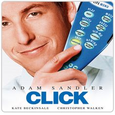 Click (2006) - 5 Must Watch Comedy Movies
