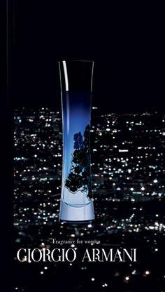My favorite parfum - Emporio Armani Night