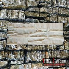 Charming Silicone Stamp Vertical Stamped Concrete Decorative