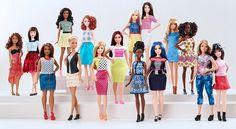Barbie - Dpx67 - Fashionistas 31 - Look Rock N Roll: Amazon.fr: Jeux et Jouets