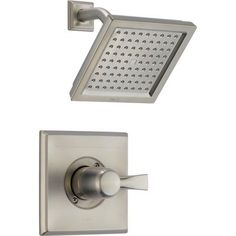 Delta - Dryden 1-Handle 1-Spray Shower Only Faucet in Stainless Trim Kit Only (Valve not included) - T14251-SS - Home Depot Canada