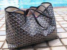 Shop Goyard: Authentic Discount Designer Handbag Outlet - Handbags, Shoulder Bags, Crossbody, Totes, Leather Bags and More. Goyard Tote Bag, Goyard Handbags, Expensive Purses, Discount Designer Handbags, Designer Bags, Cloth Bags, Luxury Bags, Beautiful Bags, Bag Sale