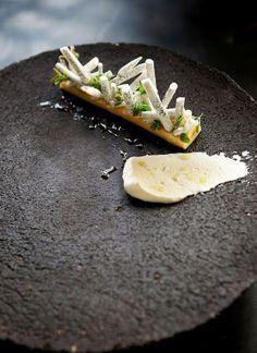 Amazing food plating