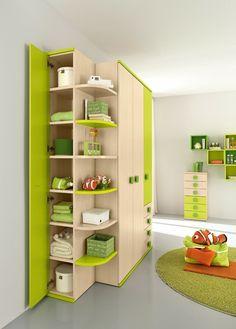 60 Closet Design Ideas, How You Your Bedroom Or Dressing Room Set Up House Beds For Kids, Kid Beds, Shelving, Bookcase, Home Decor, Wardrobe Design, Boxing, Shelves, Decoration Home