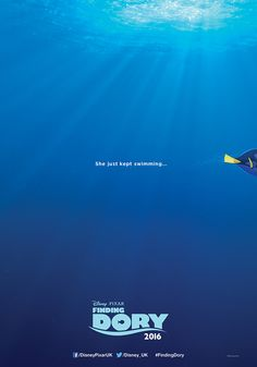 Disney Pixar's Finding Dory gets a trailer. Watch it here