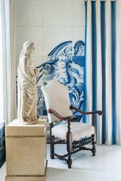 San Francisco with a Portuguese flavor: meet Antonio Martins, the heritage interior designer #bestinteriordesigners