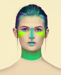 punky makeup futuristic - Google Search