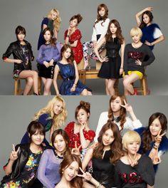 소녀시대; Girls Generation ♥ | We Heart It